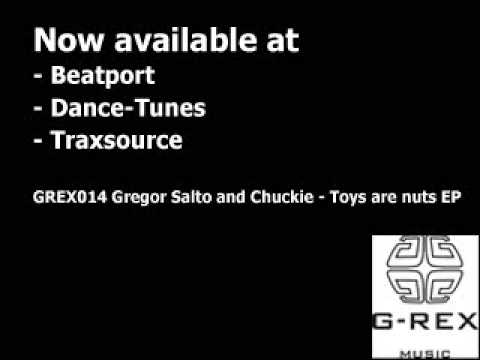 Gregor Salto and Chuckie - Toys are nuts