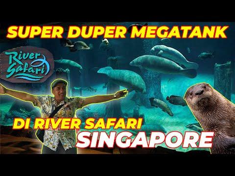 THE REAL SUPER MEGATANK ADA DI SINGAPORE