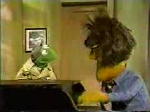 Don Music writes the Alphabet Song - Classic Sesame Street