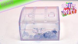 Kosmos kristallzuchset Versuch 3 - Wie züchtet man Kristalle?