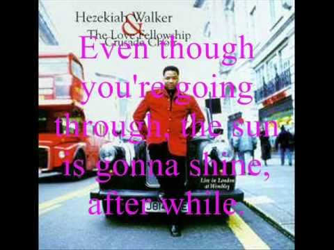 Oh My Brother, Be Encouraged by Bishop Hezekiah Walker and the Love Fellowship Crusade Choir