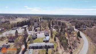 Kirkkokuja 2, Jurva - Kurikan kaupunki myy Kiertonetissä huutokaupalla
