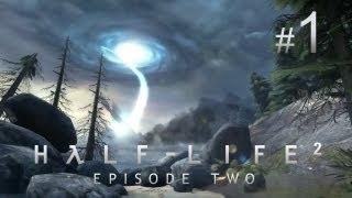 Прохождение Half-Life 2: Episode Two с Карном. Часть 1