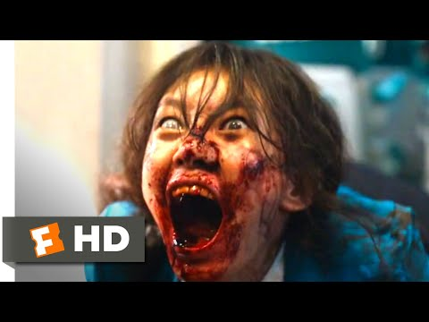 Train to Busan (2016) - The First Zombie Scene (1/9) | Movieclips