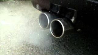 echappement moteur kr golf 2