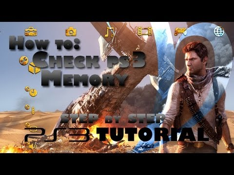 how to give your ps3 more memory