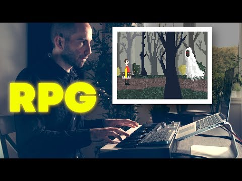 Composing Video Game Music With Only One Synth (Waldorf Blofeld)