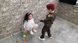 الشرطي دخل سفانة السجن !!! #ألعاب #�...