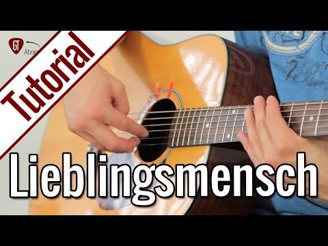 Namika - Lieblingsmensch | Gitarren Tutorial Deutsch