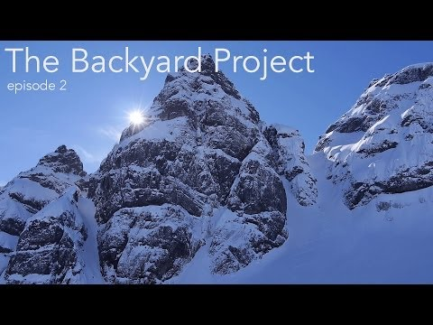 """The Backyard Project"" episode 2 - Unexpected"