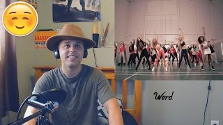 LITTLE MIX   WORD UP! (REACTION)
