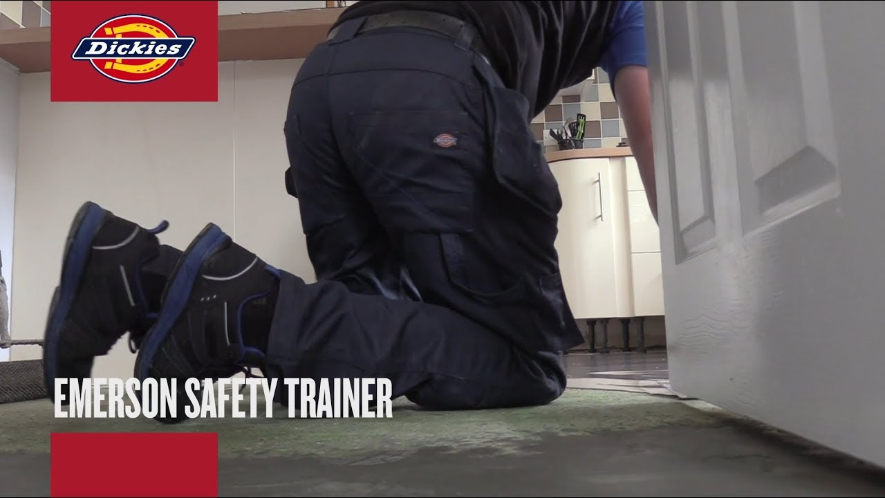 our Emerson Safety Trainers