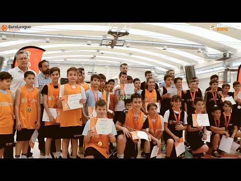 Many winners at Euroleague Academy Athens U12 event