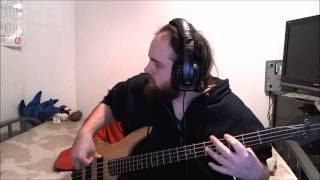 Cutting Crew - (I Just) Died In Your Arms bass cover