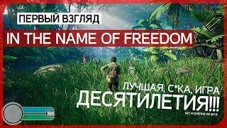 Эта игра сломает твою психику ● In the name of Freedom