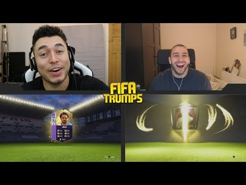 THIS IS A MEME 🤣 POTY FIFA TRUMPS vs ITANI 🔥 (FIFA TRUMPS PACKS)