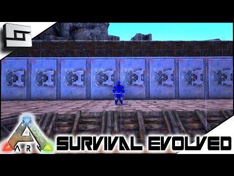 ARK: Survival Evolved - VAULT ROOM! S3E31 ( Gameplay )