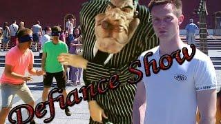 Defiance Show - Черепашки-Ниндзя-Крабы (Обзор на клип )