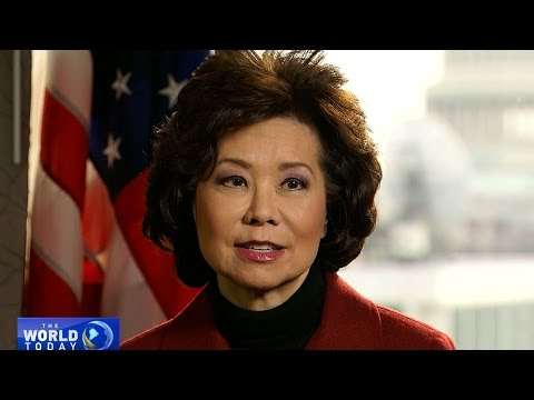 Elaine Chao on her decision to return to public service