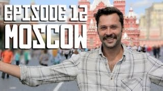 Moscow | Trans-Siberian Railway (EP.12) | IN TRANSIT