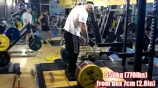 Powerlifter Konstantin Konstantinovs