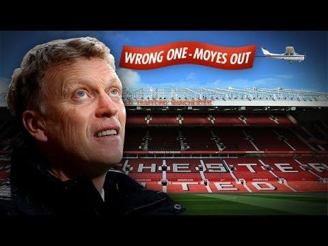 Moyes' shameful seven: The worst defeats as Man United boss