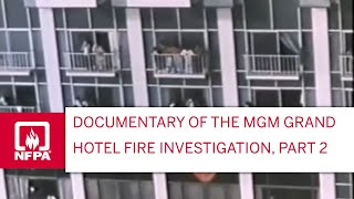 MGM Grand Hotel Fire Anniversary - Part 2