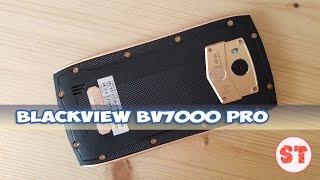 Знакомимся с Blackview BV7000 Pro - смартфоном настоящего мужчины