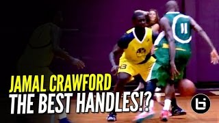 vuclip Jamal Crawford Has The BEST Handles In The WORLD! OFFICIAL Mixtape Vol 2!