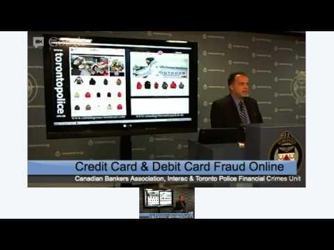 @CdnBankers @Interac & @TorontoPolice Warn of Fake Websites & Products Credit & Debit Card Fraud