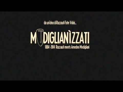 Modiglianìzzati : 1884-2014 Razzauti meets Amedeo Modigliani