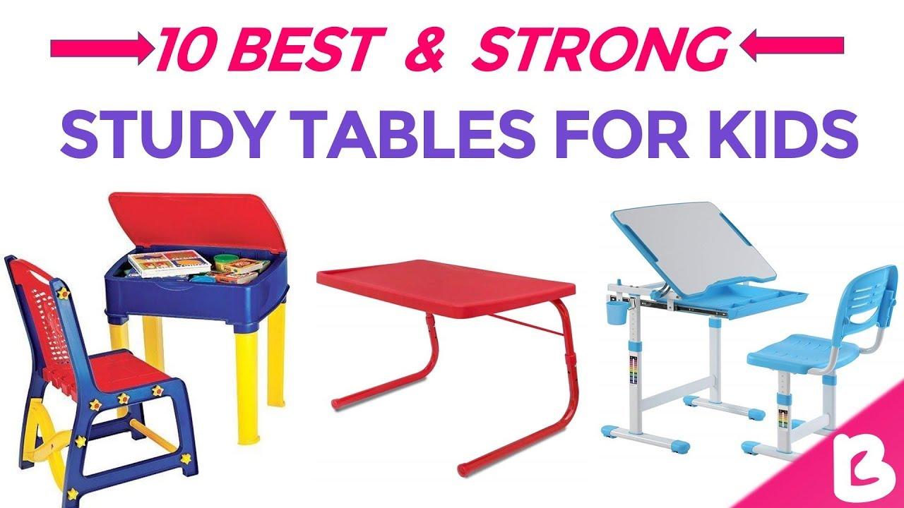 Study Table - Study Table With Bookshelf Latest Price