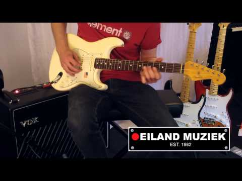 Fender American Vintage '62 Stratocaster Reissue Olympic White