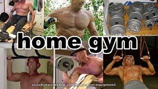 Home gym equipment Video