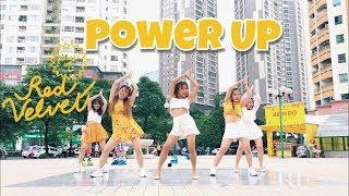 [KPOP IN PUBLIC CHALLENGE] Red Velvet (레드벨벳) - Power Up (파워 업) DANCE COVER by C.A.C from Vietnam - Stafaband