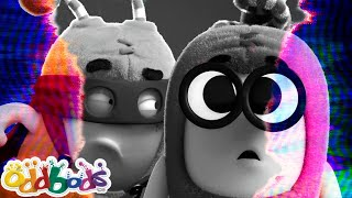 ODDBODS | Not So Wanda-ful Vision | Cartoons For Kids
