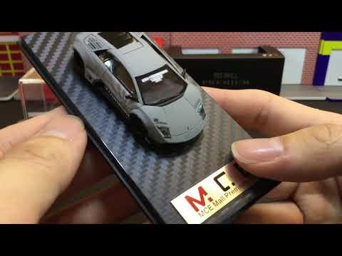 Lamborghini Aventador LB Works Liberty Walk 1:64 JEC