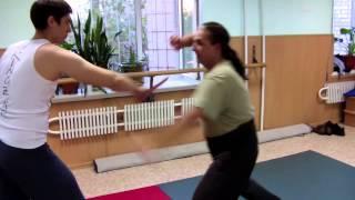 Боевое джиу-джитсу (часть 5)!!! Супер-видео!!!(В этой части вы увидете: - контратака при удушающем захвате - болевые приемы - 3 уровня боя, верхний уровень..., 2012-11-05T20:09:11.000Z)