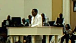 Bishop Harold I. Williams Birthday/Retirement Service! pt.10