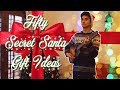 50 Secret Santa Gift Ideas!