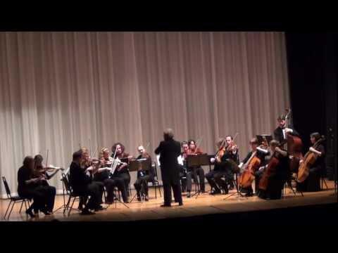 Mendelssohn: String quartet in A, 2nd movement / Rachlevsky • Chamber Orchestra Kremlin