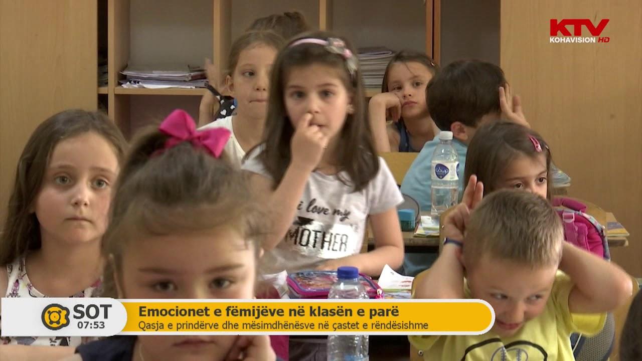 Download Emocionet e femijeve ne klasen e pare