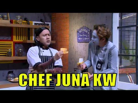Gagal Sangar,  Chef Juna KW Dibikin Ngakak Sama Wendy   LAPOR PAK! (03/03/21) Part 2