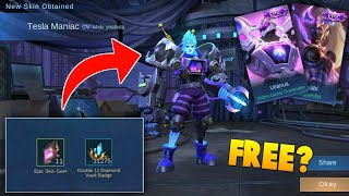 Download lagu SWERTE! WORTH IT TO! THE BEST EVENT in MOBILE LEGENDS!! DOUBLE DIAMOND VAULT NAOL 😍 !! - MLBB