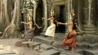 Apsara Dance Royal ballet of Cambodia