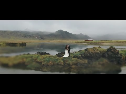 A Cinematic ICELAND Elopement Wedding Video