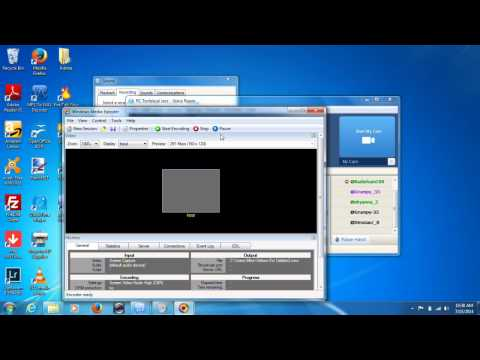 How I Setup Windows Media Encoder 9
