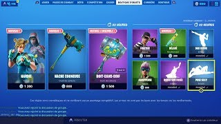 NEW SKIN NEW FORTNITE BOUTIQUE of September 15th (TODAY'S BOUTIQUE)!