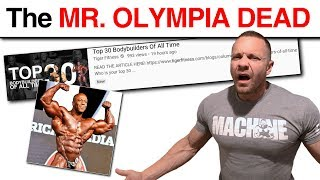 Is the Olympia Dead?