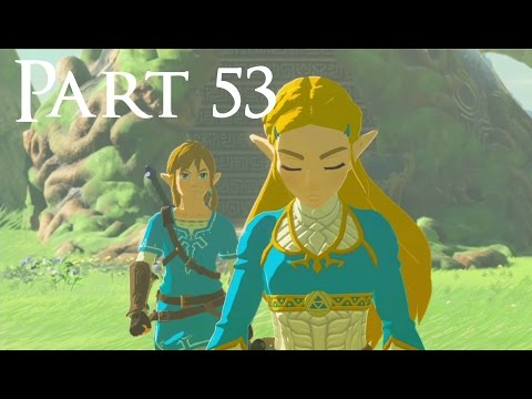 The Legend of Zelda Breath of the Wild Walkthrough Part 53 - Ancient Columns Memory (SWITCH)